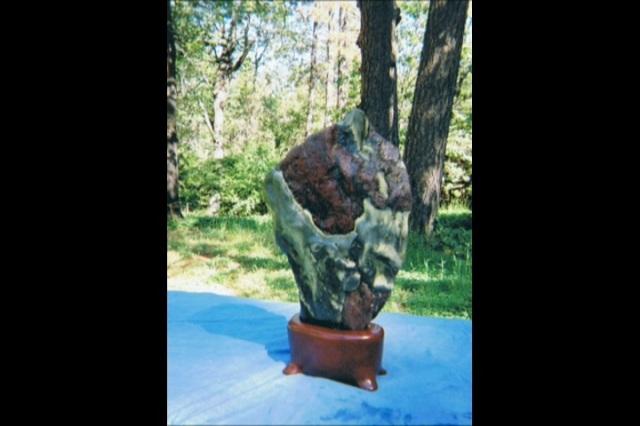"""Trinity Stone-24"""" Tall-Natural"""