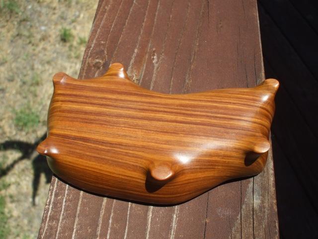 """Lignum Vitae means """"Wood of Life"""""""
