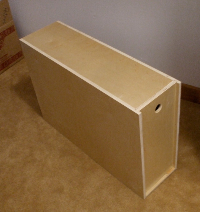 Shohin Display Stand Storage Box