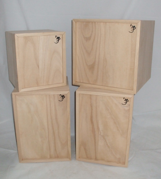 Kiri Boxes for Root Stands