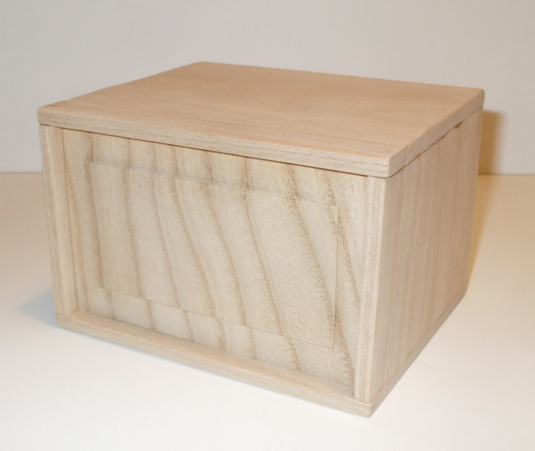 Butt Joint Kiri Box