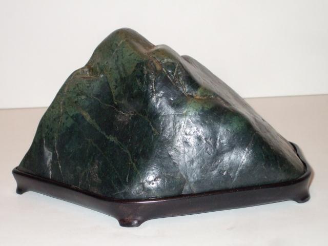"#125 Eel River Mountain, 8"" long, Rosewood Daiza, $300"