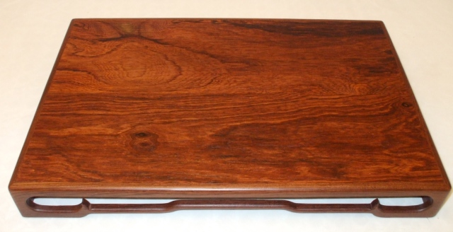 #62 Top View-Indian Rosewood