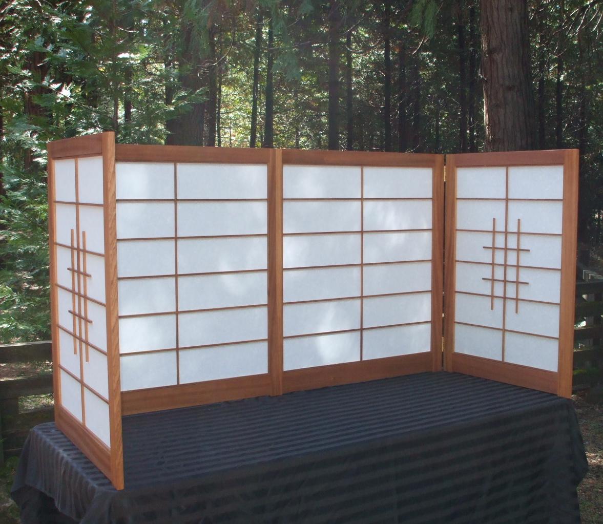 Large Shoji Screen Artofthedaiza